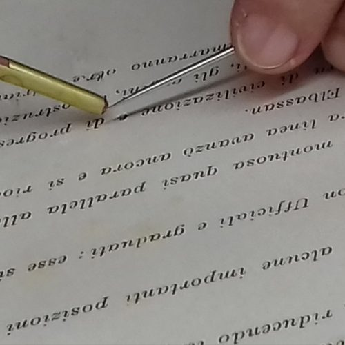 Restauro del libro e della carta