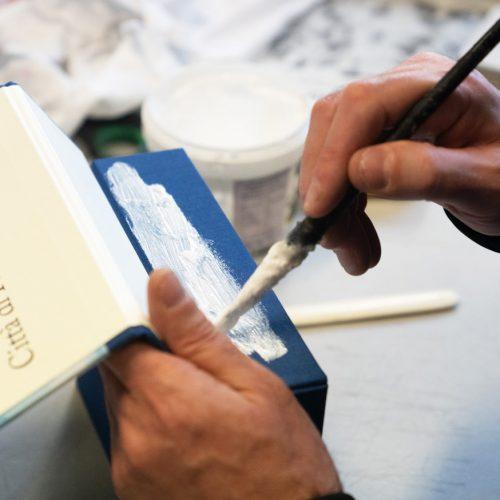 gadget scatola Piazzola personalizzata